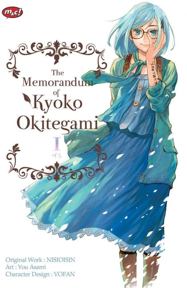 The Memorandum of Kyoko Okitegami