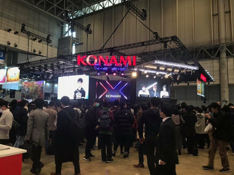 Japan Amusement Expo - JAEPO 2019 - Konami