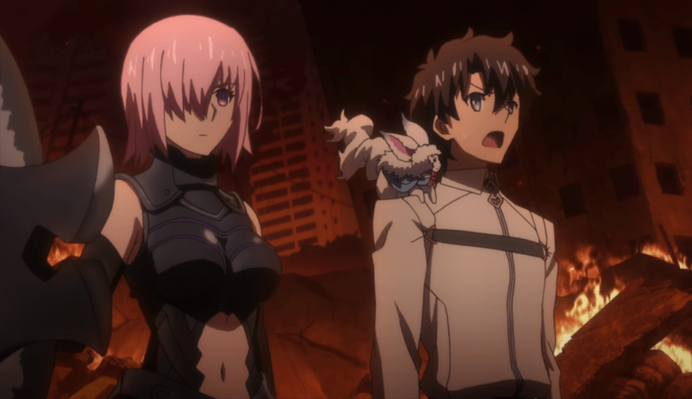 FGO - OVA Fate/Grand Order: First Order