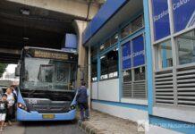 Integrasi antar moda, BRT dengan KRL