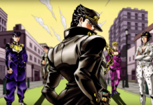 Game JoJo's Bizzare Adventure Last Survivor