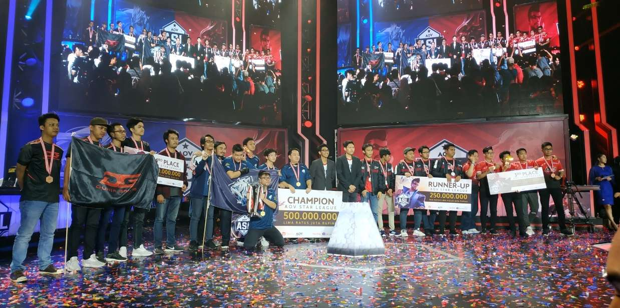 AOV Star League
