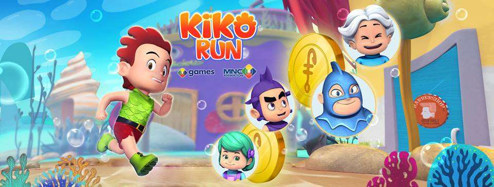 MNC Games - Kiko Run