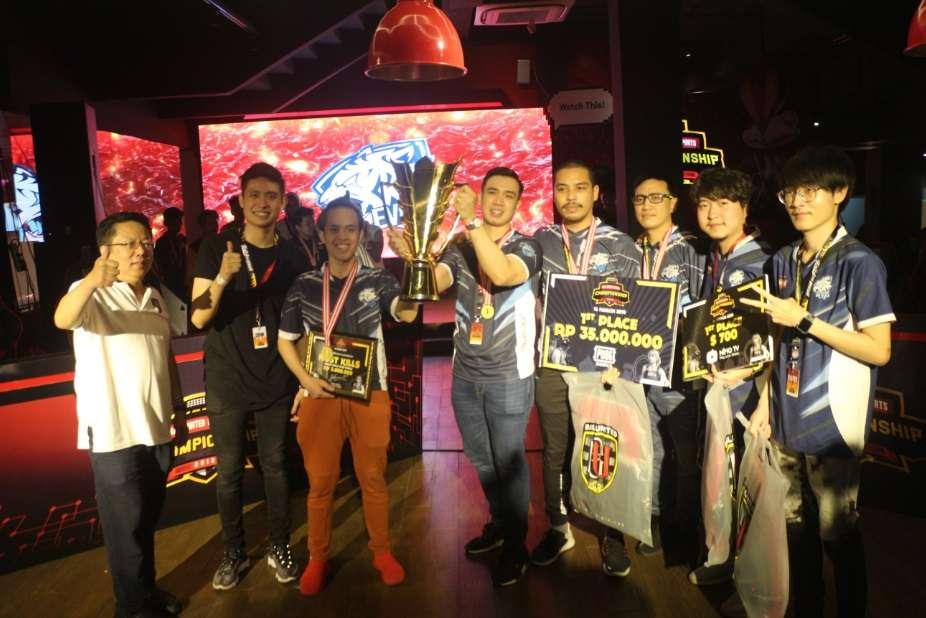 Bali United E-Sports Championship