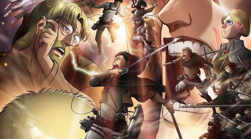 Anime Attack On Titan Anime Wallpapers