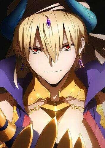 Serial Anime Fate/Grand Order: Zettai Majuu Sensen Babylonia