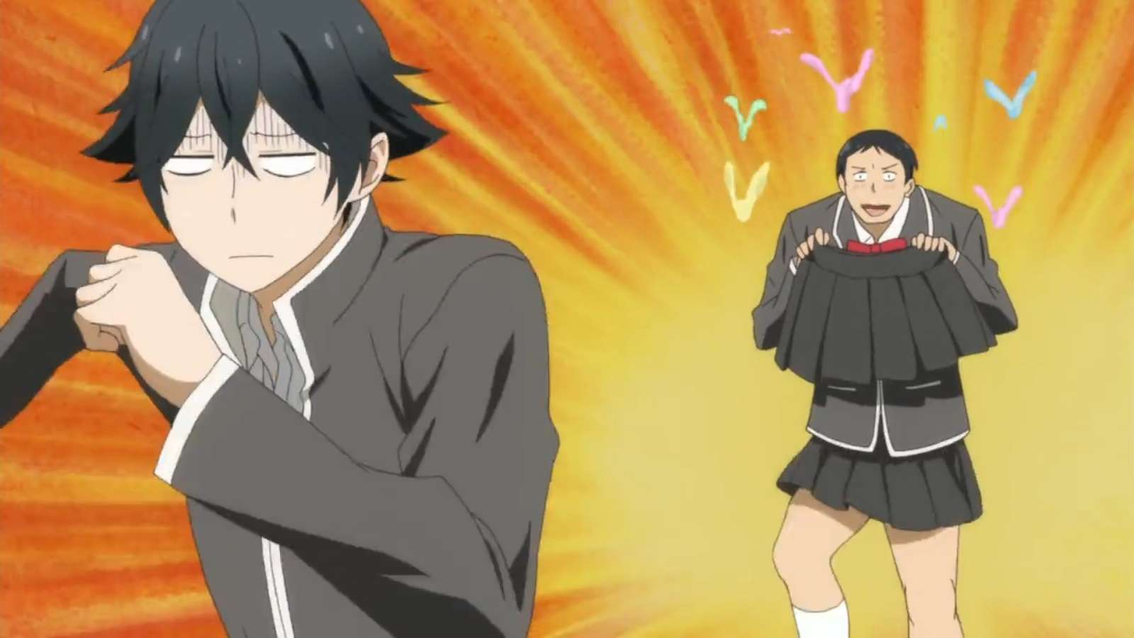 Ulasan Anime Handa Kun Lika Liku Kehidupan Seorang