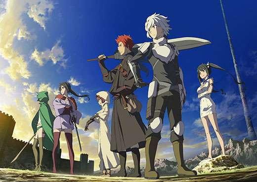 Anime Danmachi Season 2