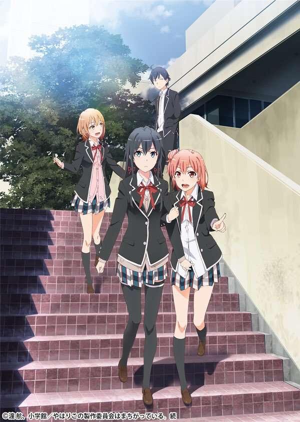 Anime Oregairu Season 3