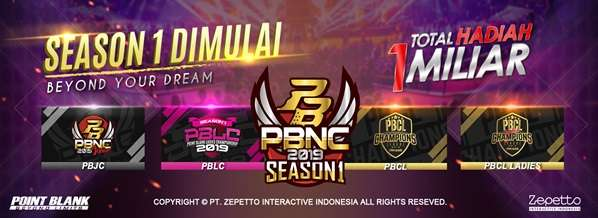 point blank national championship 2019