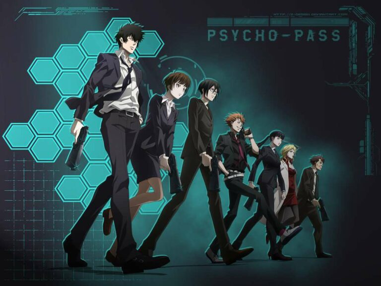 psycho-pass season 3
