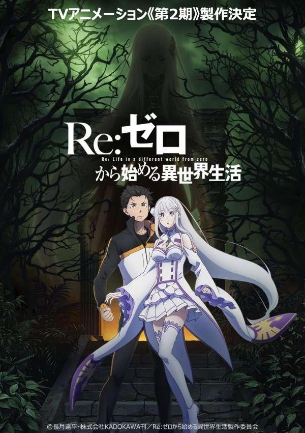 Kisah Kesengsaraan Subaru Akhirnya Berlanjut di Anime Re:Zero ...