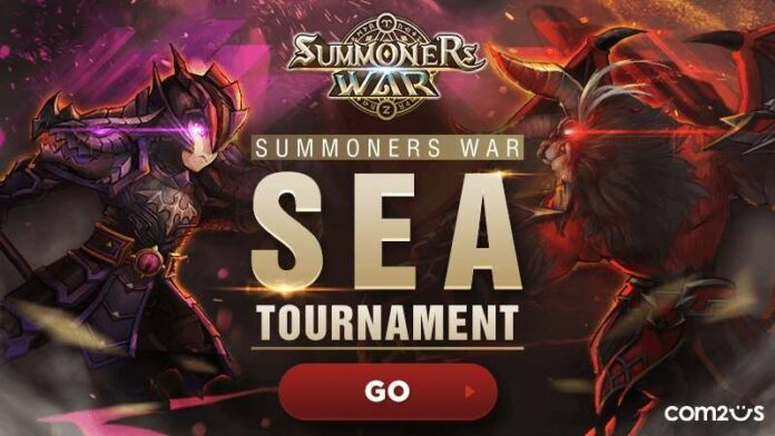 summoners war sea tournament