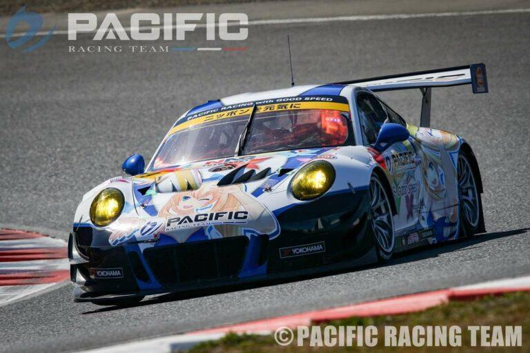 Pacific Racing - Mirai Akari - Super GT300
