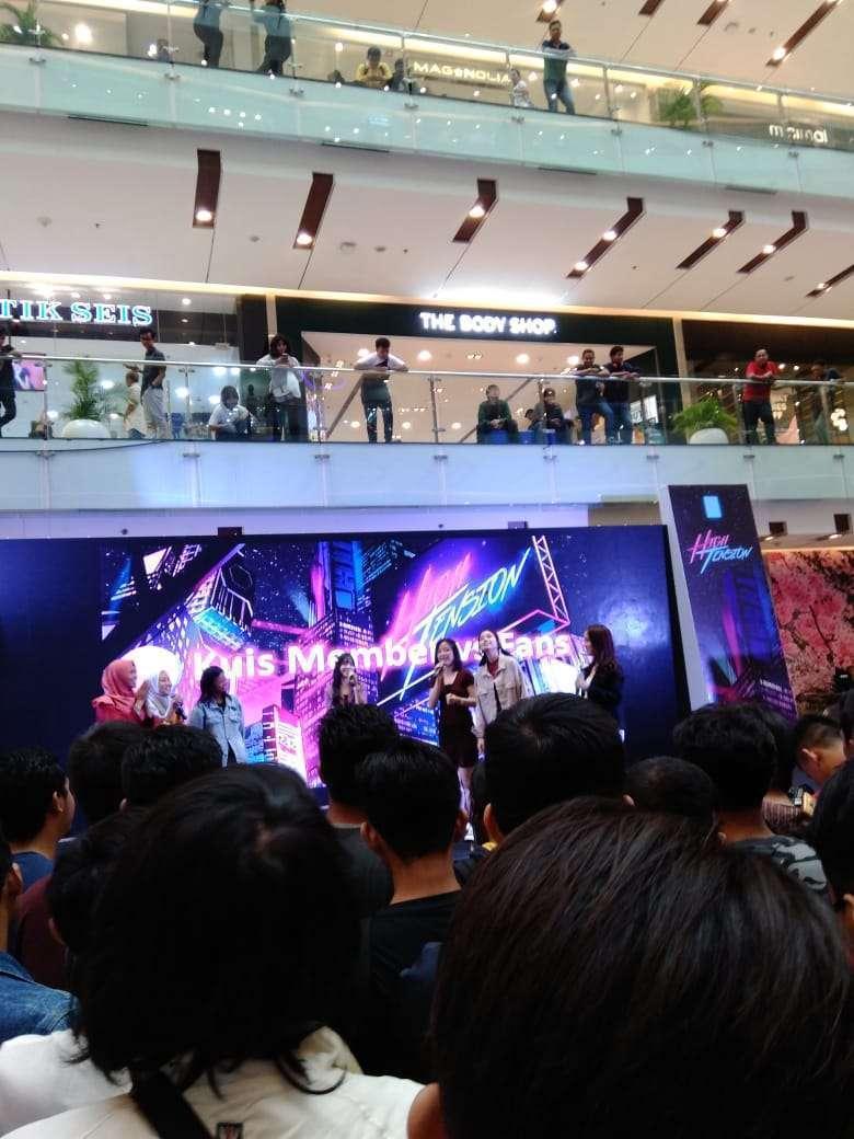 Intip Gathering Fans Desa 48 dan Project Dukungan JKT48 oleh