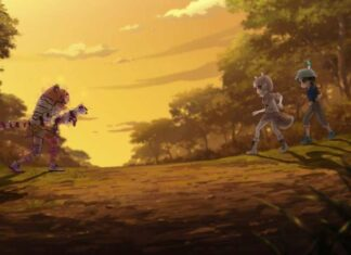 Anime Kemono Friends 2