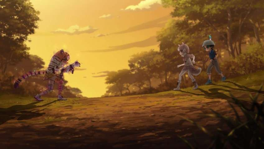 Anime Kemono Friends 2