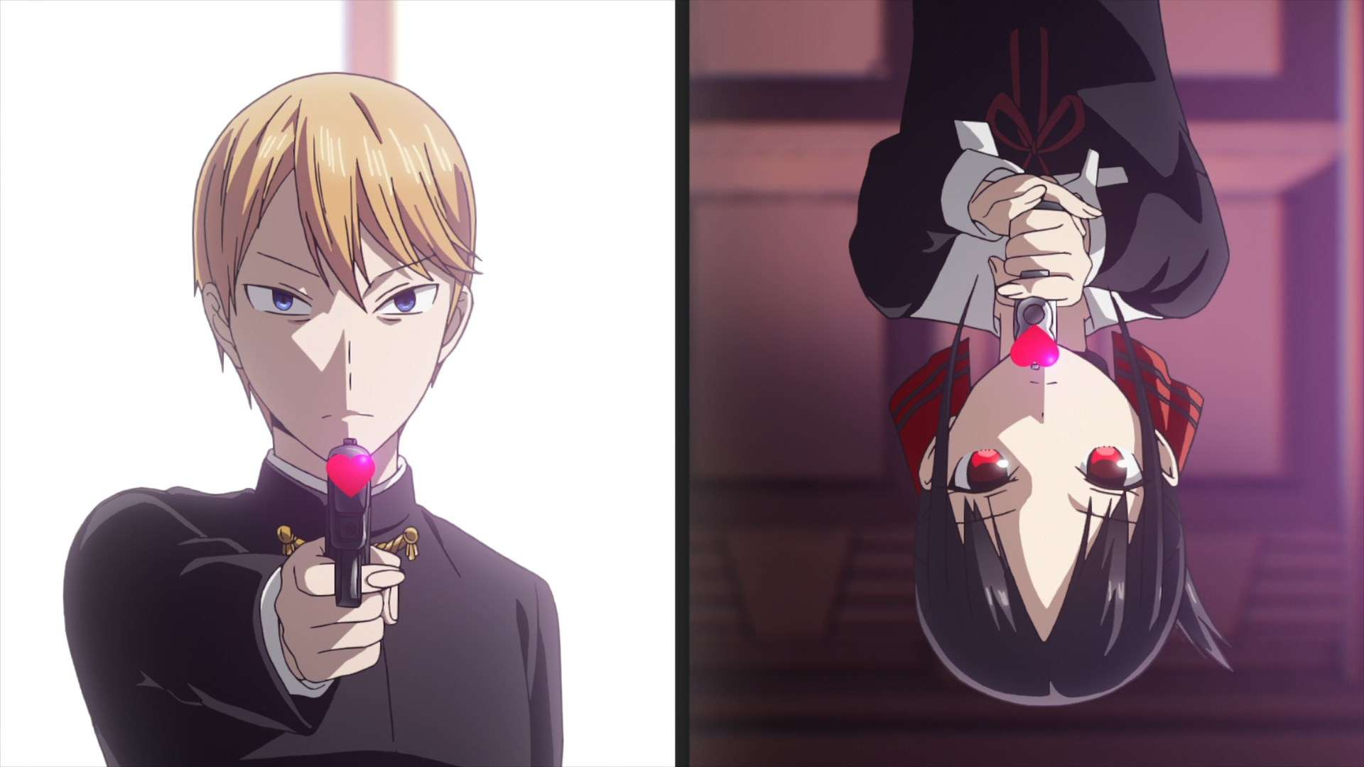 Anime Kaguya-sama wa Kokusaretai