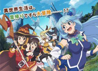 film anime konosuba