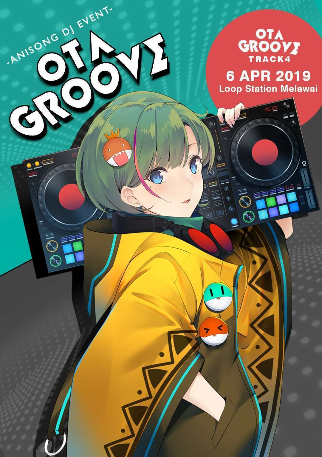 Otagroove Track 4 - 6 April 2019