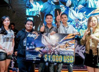 miHoYo- Honkai Impact 3 Jakarta City Finals - Tim Moonlight