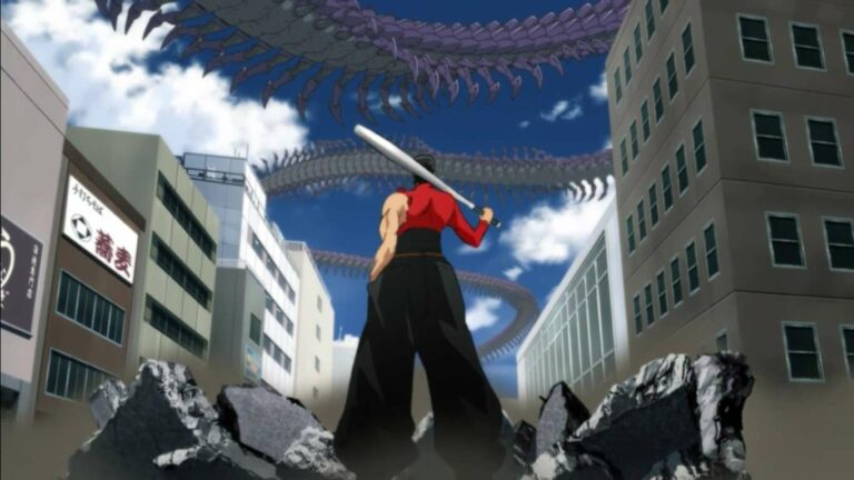 Anime One-Punch Man 2