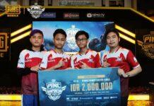 PUBG mobile Indonesia National Championship
