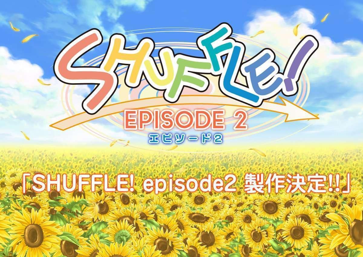Shuffle! Episode 2