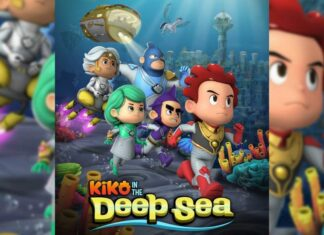 kiko in the deep sea