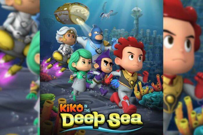kiko in the deep sea