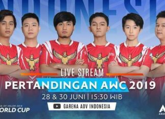 AOV World Cup 2019