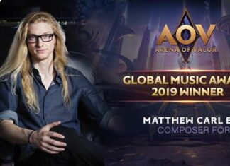 global music awards 2019