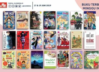 Jadwal Terbit Komik Tanggal 19 Juni 2019