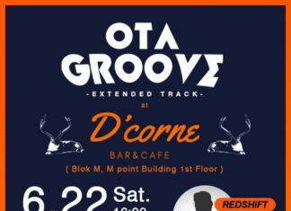OtaGroove -Extended Track- di D'corne