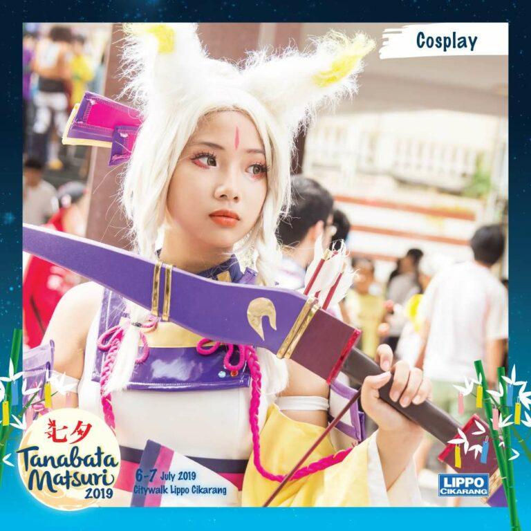 Tanabata Matsuri 2019 - Lippo Cikarang