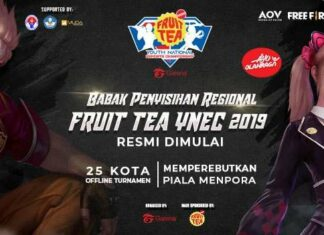 Fruit Tea Youth National Esports Championship 2019