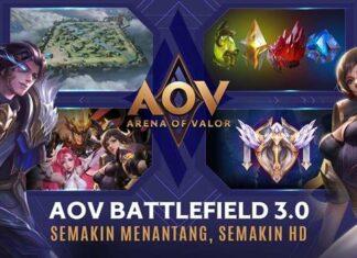 AOV Battlefield 3.0