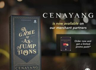 Cenayang: A Game of Assumptions