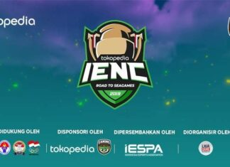Indonesia Tokopedia Esports National Championship