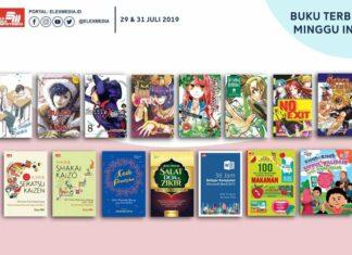 Jadwal Terbit Komik Tanggal 31 Juli 2019