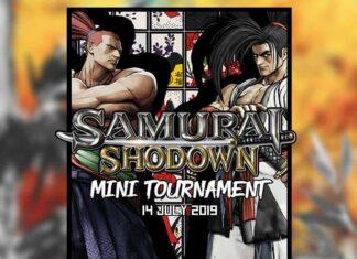 samurai showdon mini tournament