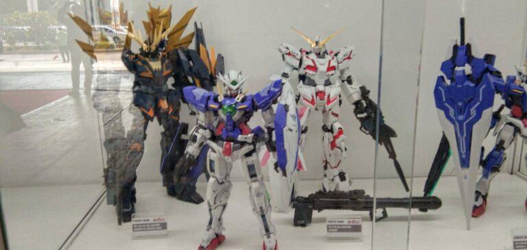 Gunpla Gundam)