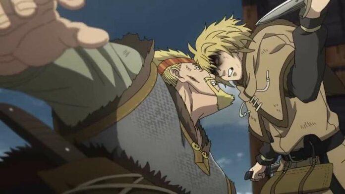man with a mission vinland saga