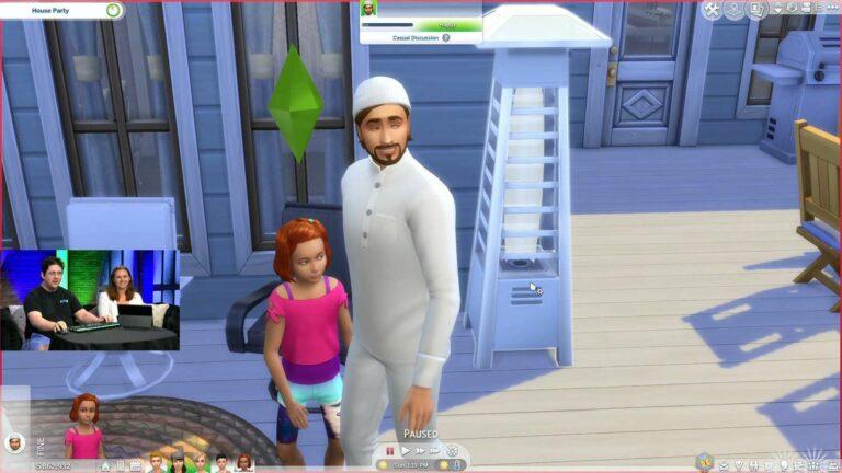 The Sims 4 Islam