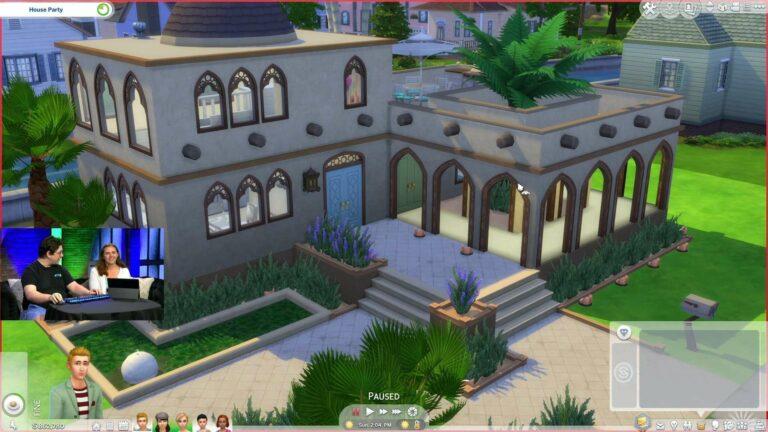 The Sims 4 Islami