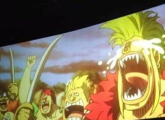 one piece stampede bocor di youtube