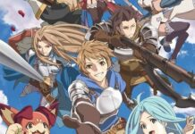 Anime Granblue Fantasy Season 2