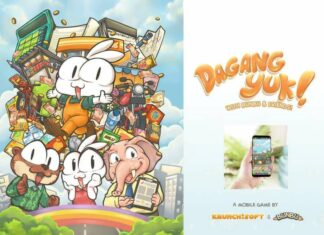 Dagang Yuk! With Bunbu & Friends