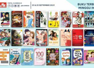 Jadwal Terbit Komik Tanggal 25 September 2019