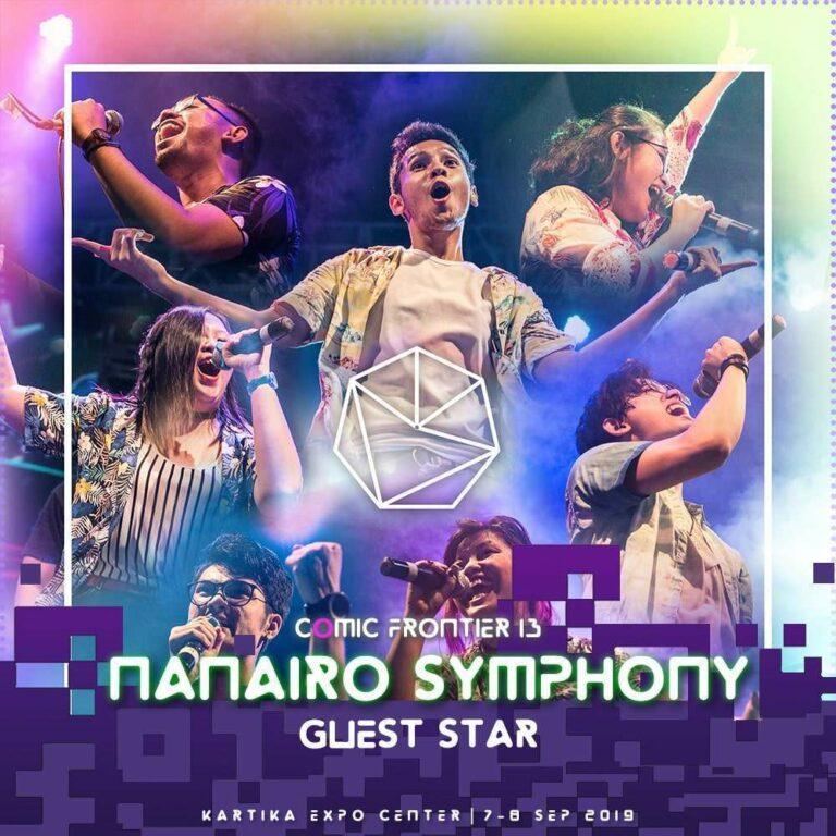 Comic Frontier 13 Nanairo Symphony